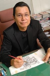 Tetsuo Hara Ken Storie del Corvo Front