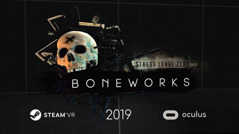 boneworks virtual reality game screenshot