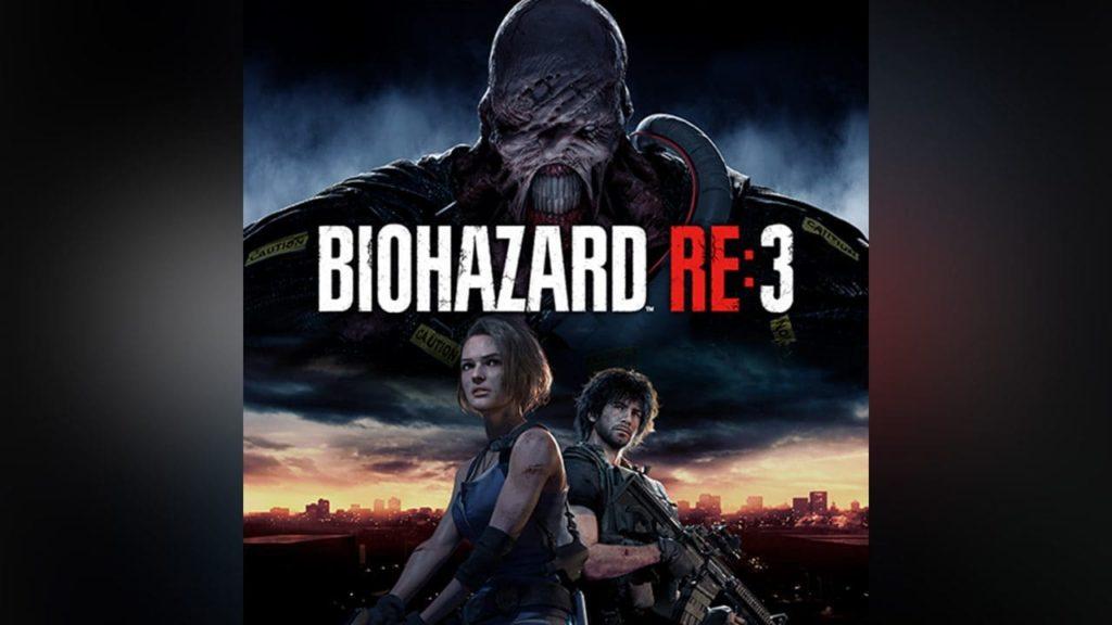 resident evil 3 remake 1280x720