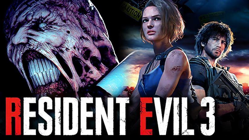 resident evil 3 un leak conferma il remake e mostra il nuovo look di jill e nemesis maxw 824