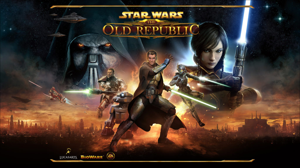 star wars the old republic banner