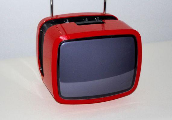 televisione ikaro 1200 di minerva anni 70 immagine 2