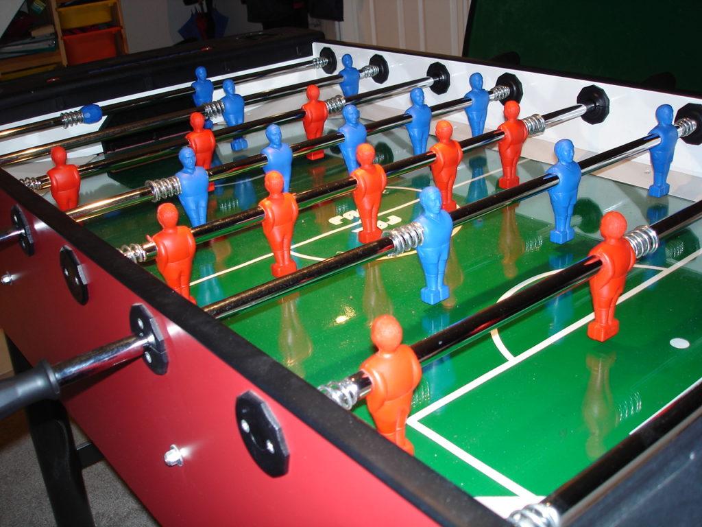 FAS Foosball table 1