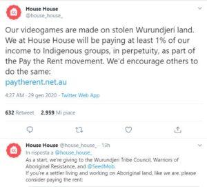 Huose House 1 perc indigeni III