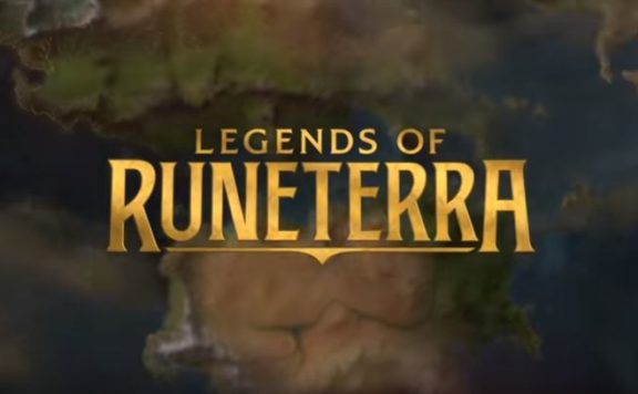 Legends of Runeterra Front