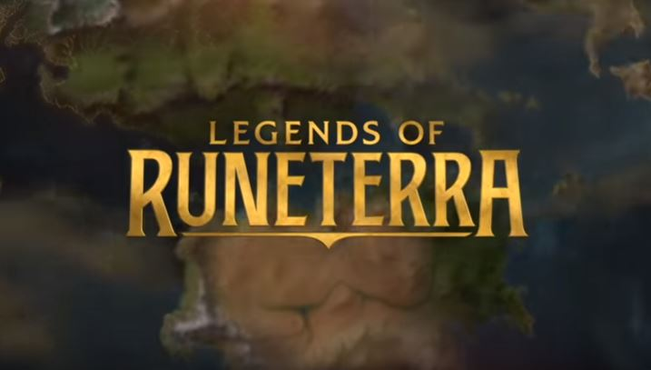 Legends of Runeterra Front