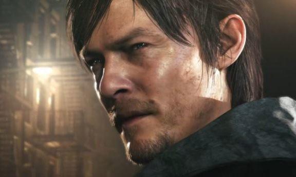 Masahiro Ito Silent Hill Front