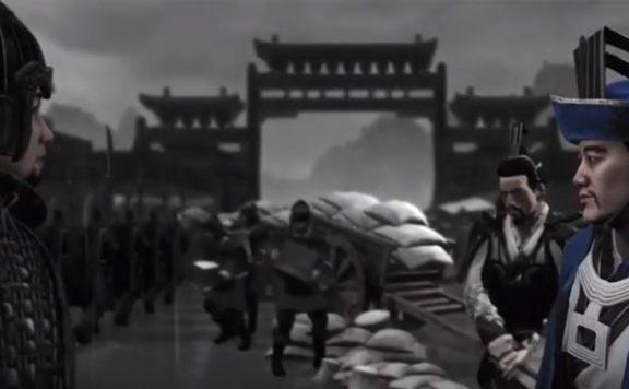Nuovo DLC TW Three Kingdoms Turbanti Gialli Front