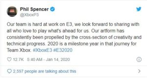 Phil Spencer xbox E3 III