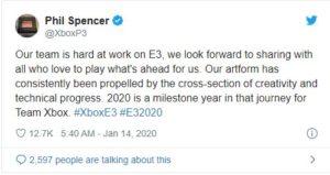 Phil Spencer xbox E3 III