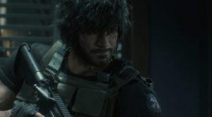 Resident Evil 3 remake Background