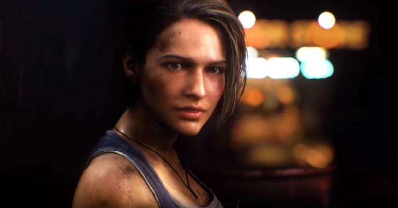 Resident Evil 3 remake VI