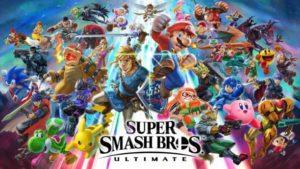 Super Smash bros 5 DLC Background