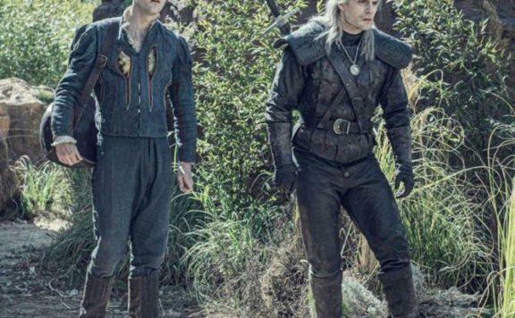 Witcher Netflix Pics Front