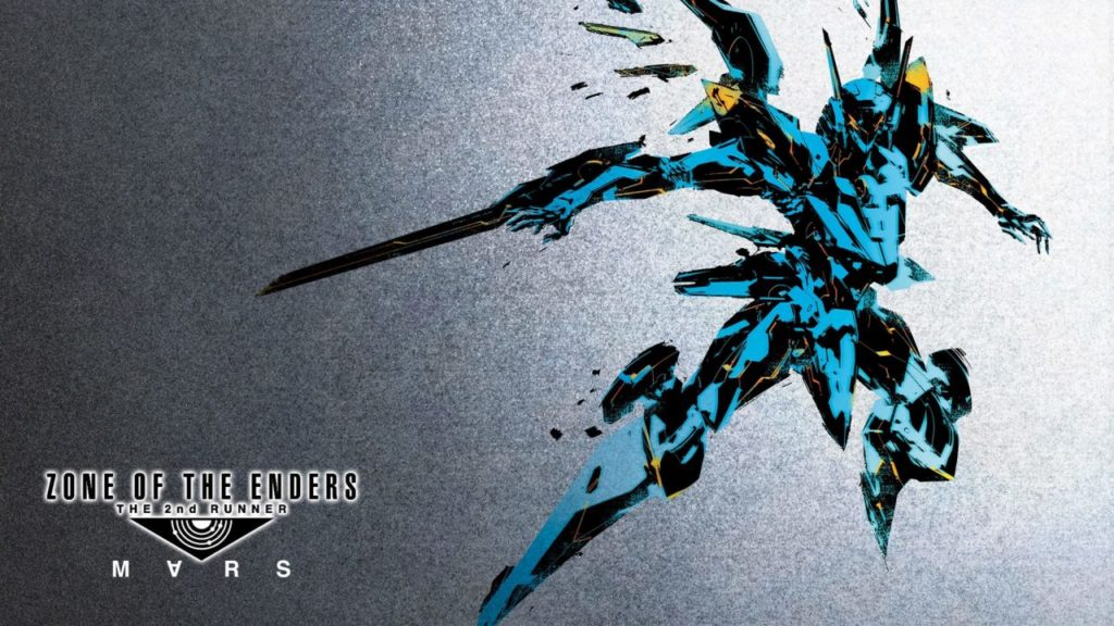ZONE OF THE ENDERS THE 2ND RUNNER Mars 1280x720