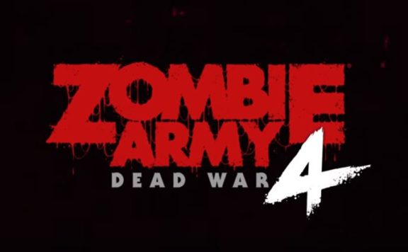 Zombie Army 4 101 trailer Front