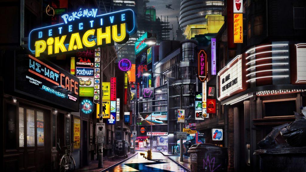 pokemon detective pikachu 2560x1440 xtrafondos.com