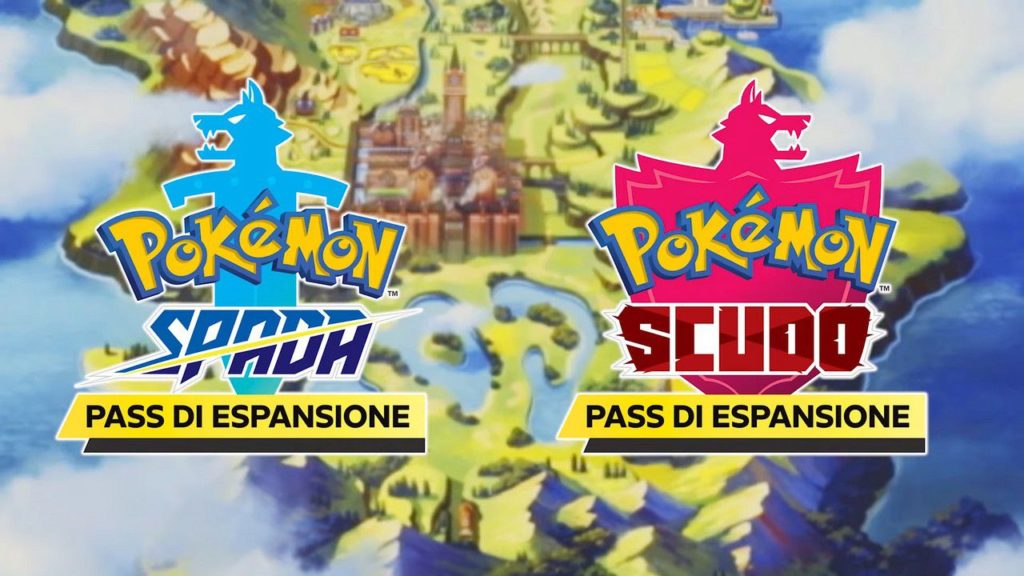 pokemon spada scudo switch novita pass espansione v9 46886