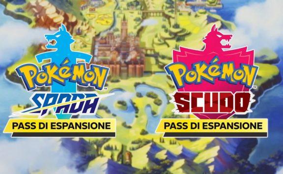 pokemon spada scudo switch novita pass espansione v9 46886