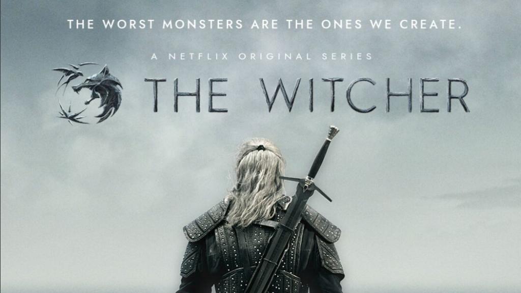 the witcher poster ufficiale