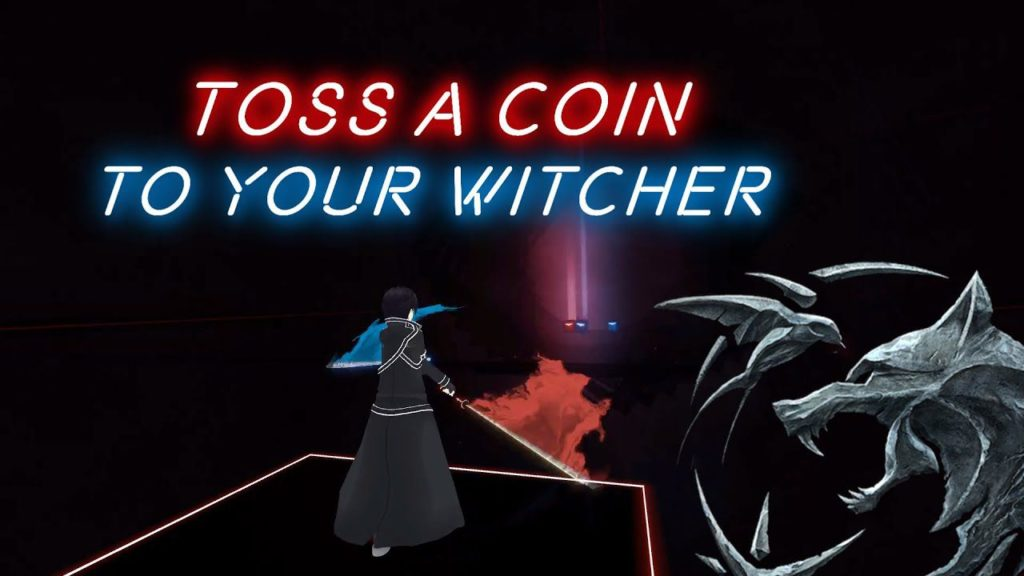 toss coin to your witcher sbarca beat saber video v3 419191