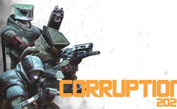 Corruption 2029 gaming bolt front