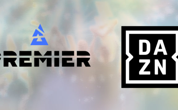DAZN BLAST Premier 2020 Broadcasting Rights Brazil