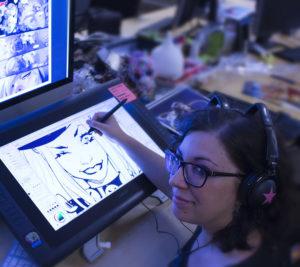 Ospiti Autrici fumetti Mirka Andolfo