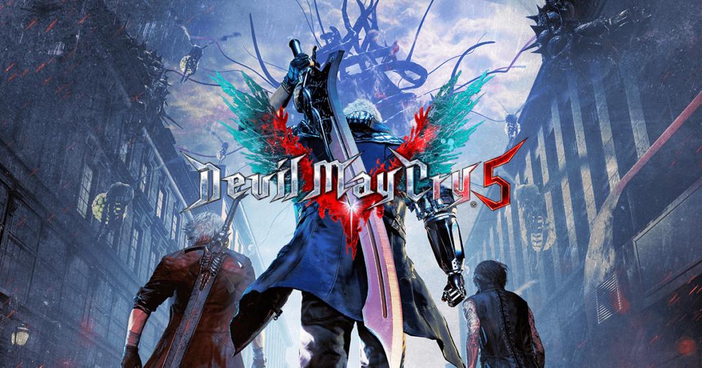 Requisitos Minimos y Recomendados de Devil May Cry 5 para PC
