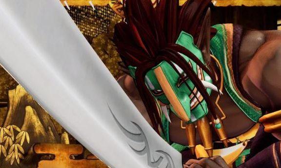 Samurai Shodown n pro after virus Front