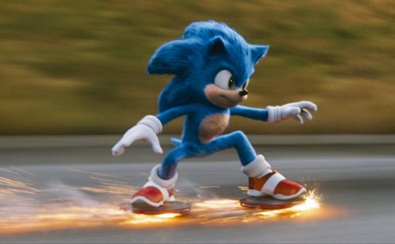 Sonic film speciale cover