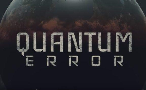 Quantum Error Trailer Front
