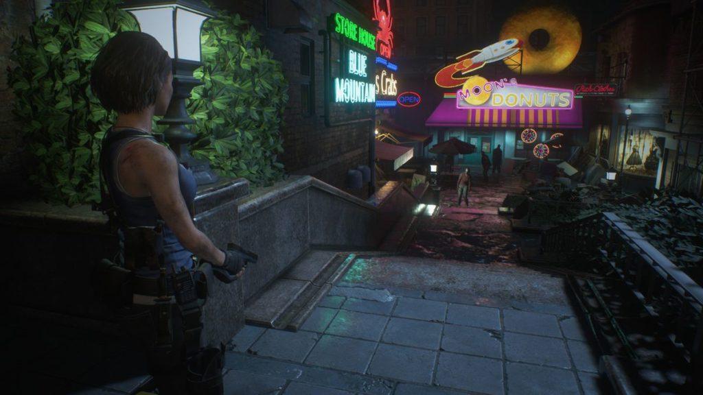 Resident Evil 3 Nemesis: Jill Valentine