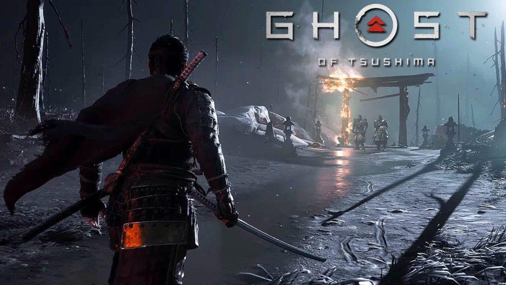 The Last of Us 2 sostituito da Ghost of Tsushima