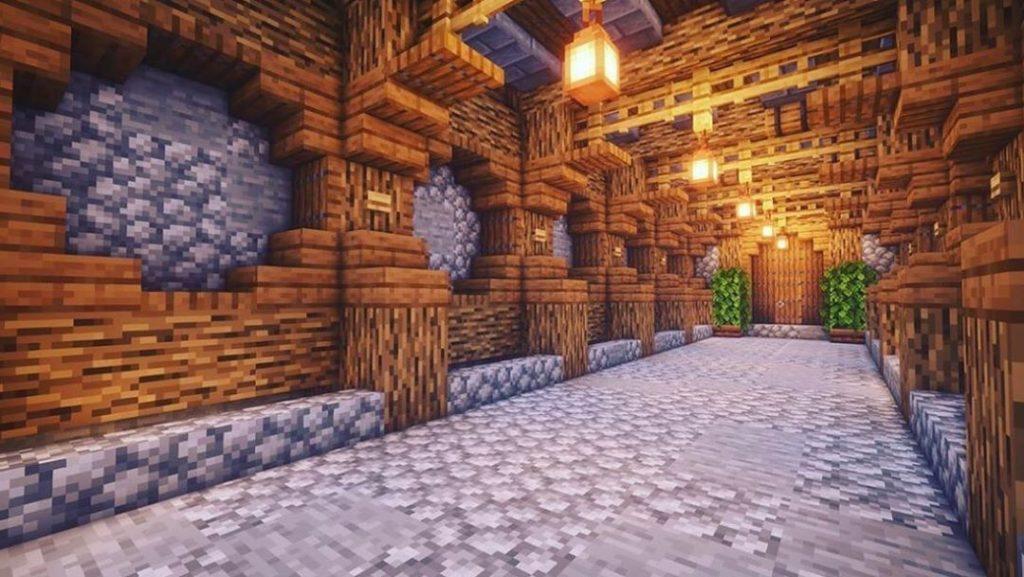 Decorazioni su Minecraft