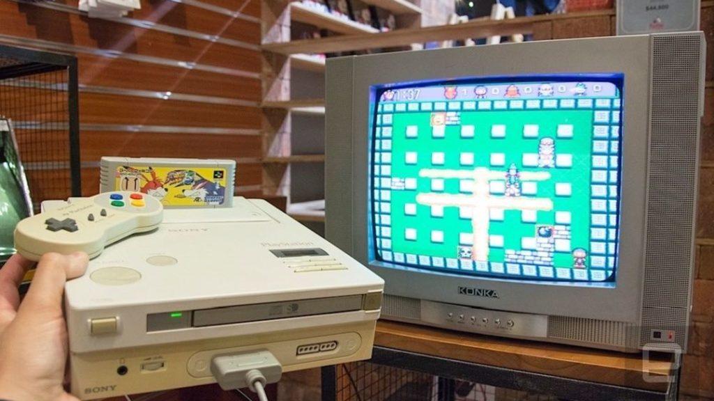 La Nintendo Playstation all'opera