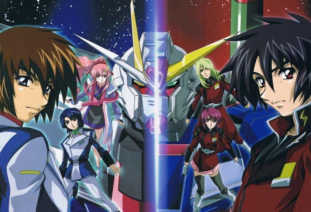 Gundam - Girls