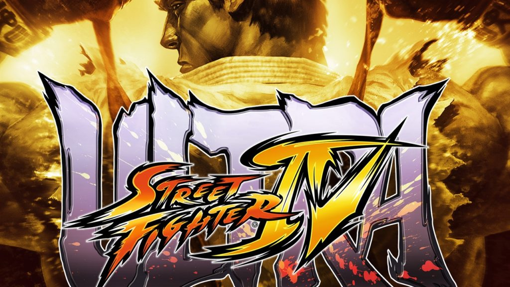 Playstation Now - Ultra Street Fighter IV