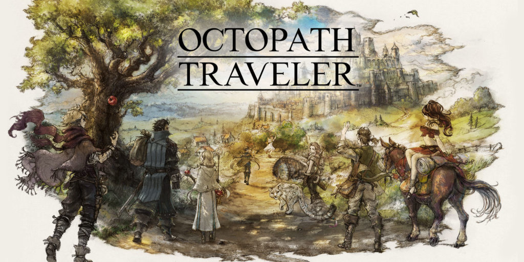 Stadia - Octopath Traveler