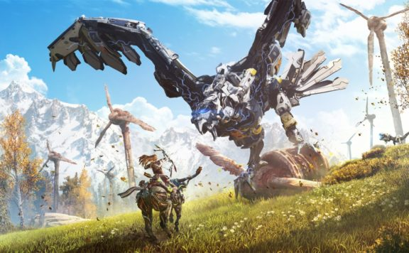 Rumor PS5 Horizon Zero Dawn2
