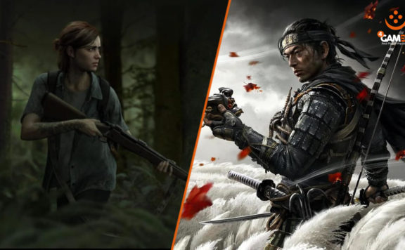 The Last of Us Part II and Ghost of Tsushima
