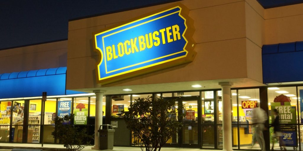 Playstation Now - BlockBuster