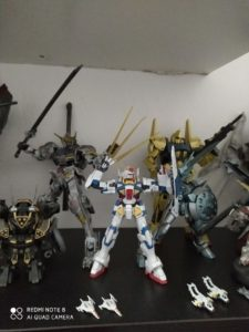 Gundam - Collezionismo 3