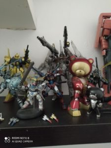 Gundam - Collezionismo 1