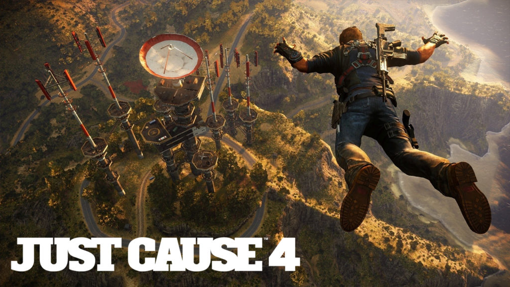 Playstation Now - Just Cause 4