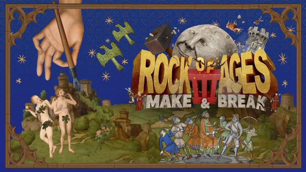 Stadia - Rock of Ages III