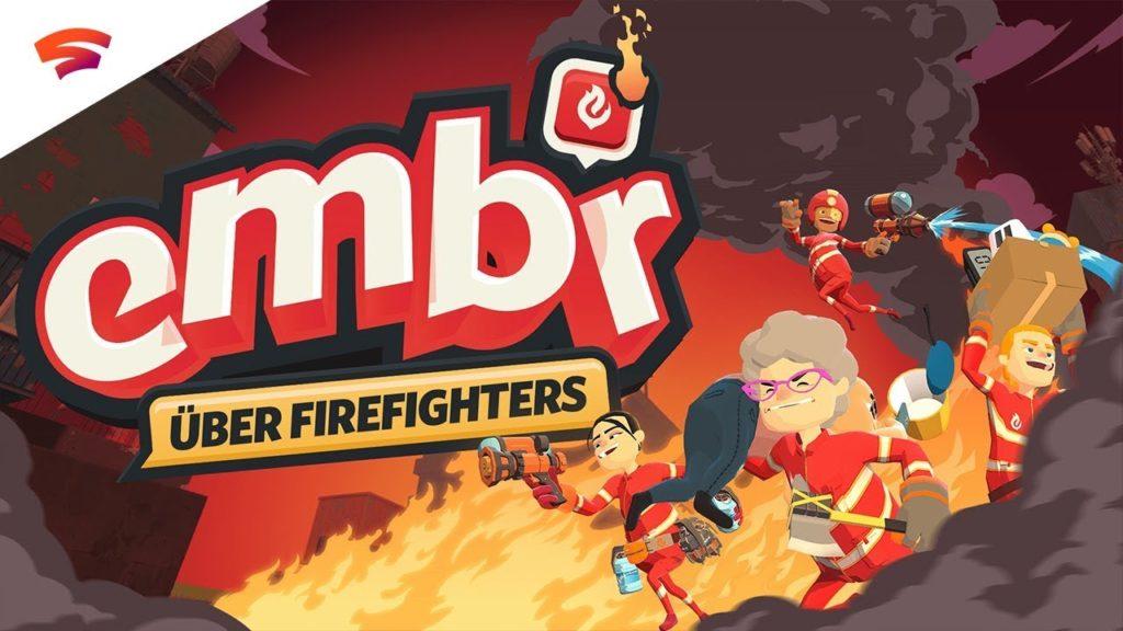 Stadia - Embr Uber Firefighters
