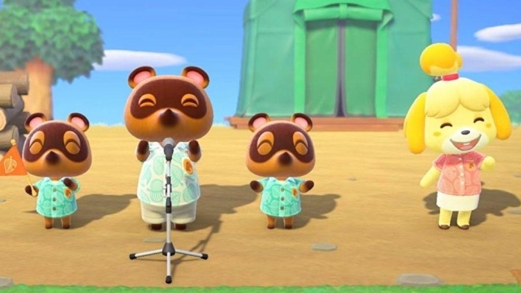 Nookazon - Animal Crossing New Horizons