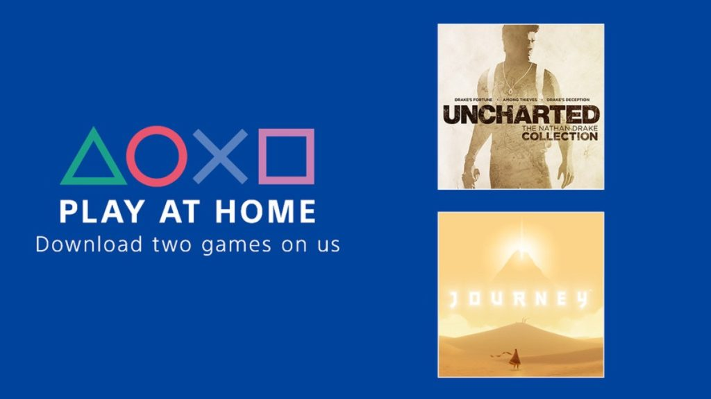 Uncharted - Play at Home