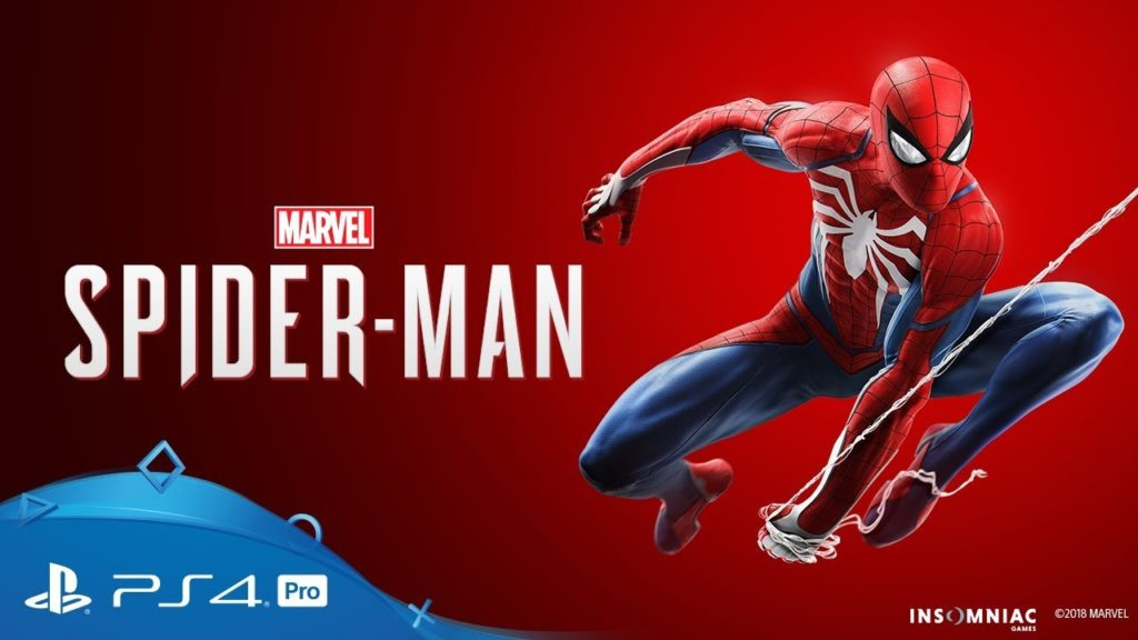 Playstation Now - Marvel's Spiderman